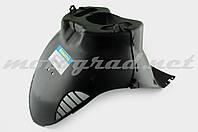 """Пластик Zongshen F1, F50 передний крыло """"KOMATCU"""""""