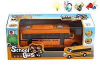 Автобус,муз,свет,батар,инерционный (арт. BF018)