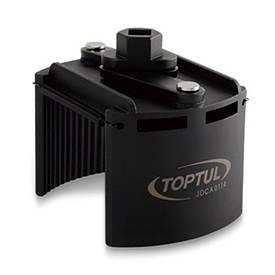"""Съёмник м/фильтра универсальный 115-140 мм 1/2"""" или под ключ 24 мм TOPTUL JDCA0114"""