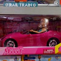 Детская машина для Барби Дефа