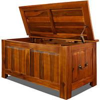 Великий контейнер дерев'яний, скриня, комод