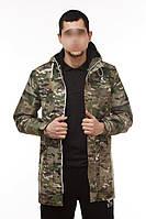 Парка Ястребь, мужская куртка(мультикам) весна\осень