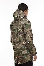 Парка Ястребь, мужская куртка(мультикам) весна\осень, фото 3