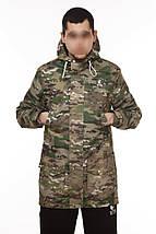 Парка Ястребь, мужская куртка(мультикам) весна\осень, фото 2