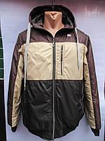 Мужская куртка норма  (р:46-52) демисезонная купить оптом