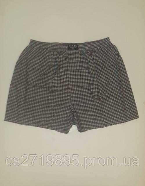 Трусы мужские ЕМС 001 шорты паплин 100 % хлопок