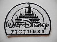 Нашивка, патч  Walt Disney Pictures (большая)