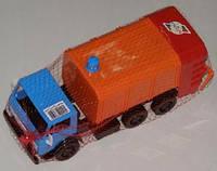 Машинка игрушка мусоровоз 26*9*12 см Х1 405