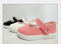 Детские туфли для девочек оптом Размеры 21-25