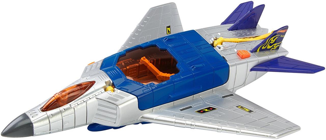 Хот Вілс Літак Транспорт спеціального призначення Hot Wheels City Jet Fueler Aircraft