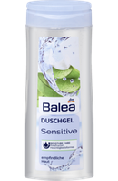 Крем-гель для душа Balea Duschgel Sensitive, 300 ml