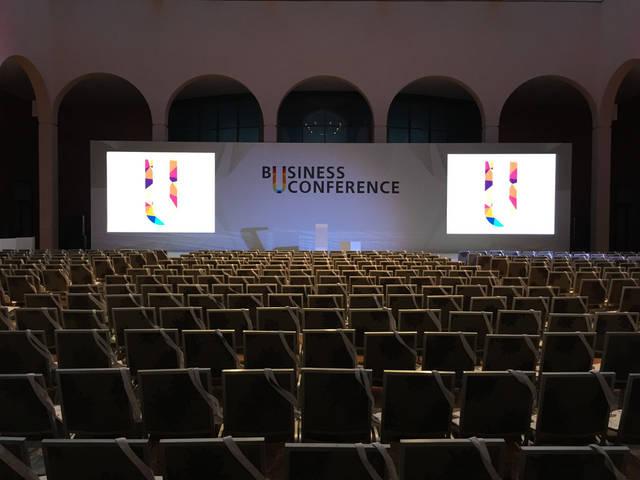 Конференция в НСК Олимпийский 2