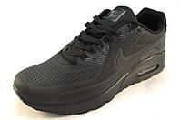 Кроссовки мужские  Nike Air Max черные (найк аир макс)(р.43,44)