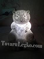 Светильник солевой - Панда (5 кг)