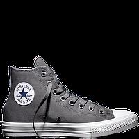 Кеды Converse All Star II High Chuck Tailor Lunarlon серые