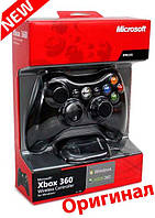Джойстик Xbox 360 for windows беспроводной + ресивер для ПК оригинал