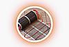 Стеклосетка для укладки проводого теплого пола SSA-0808-125 (50) черная