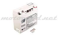 Аккумулятор 12V 17А AGM (181x77x167 мм, серый) OUTDO