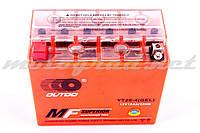 Аккумулятор 12V 18А гелевый (177x87.7x154 мм, оранжевый, mod:YT 20-4) OUTDO