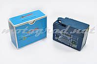 Аккумулятор 12V 2,3А гелевый, Honda LDR (115x49x86 мм, таблетка, черный)