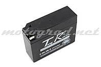 Аккумулятор 12V 2,3А пастовый, Suzuki TR (113x39x89 мм, таблетка, черный)