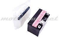 Аккумулятор 12V 8А кислотный, OUTDO (150x87x105 мм, черный, mod:YTX 9-BS)