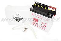 Аккумулятор 12V 9А заливной OUTDO (136x76x134 мм, mod:12N9-4B) (#RBR)