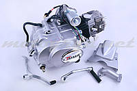 Двигатель Delta 125cc (МКПП 157FMH) EVO