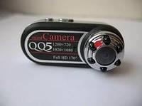 Мини камера QQ5 1920x1080 170° + крепления