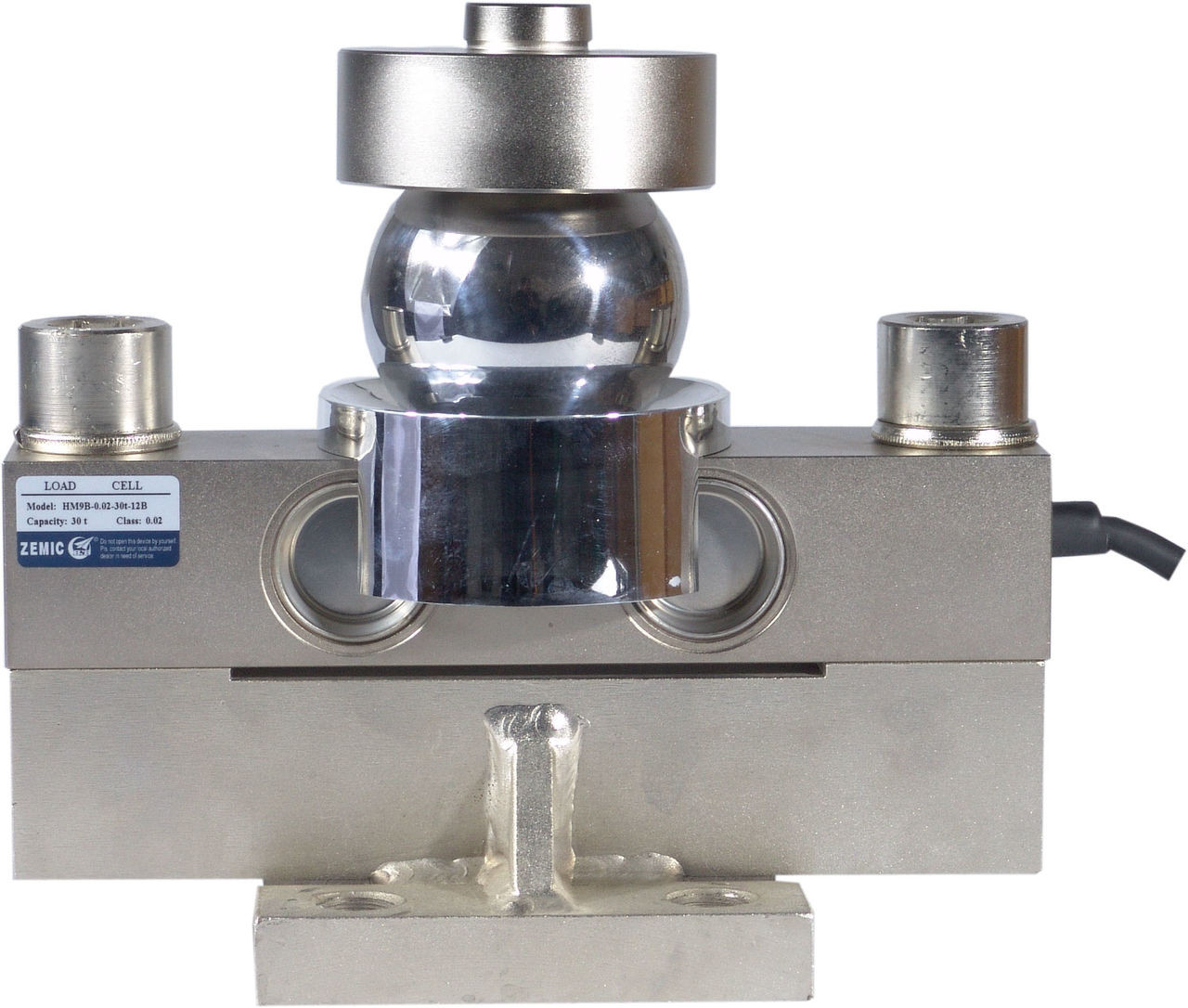 Тензометрический датчик Zemic НМ9В-С3-20t-16В - Компания УкрВесы [Ukrvesi] в Днепре