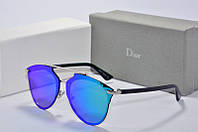 Солнцезащитные очки Dior Reflected цветное зазеркалье , фото 1