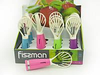 Слайсер пластиковый для нарезки киви 18см Fissman (PR-7421.SL)