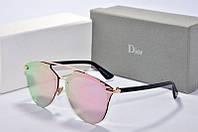 Солнцезащитные очки Dior Reflected розовые