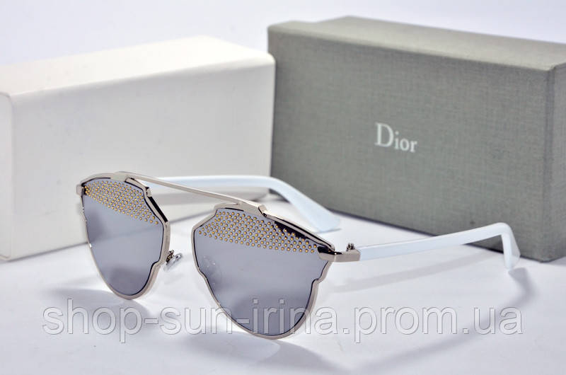 e0e858f0d25c Солнцезащитные очки Dior So Real зеркальные  продажа, цена в Киеве ...