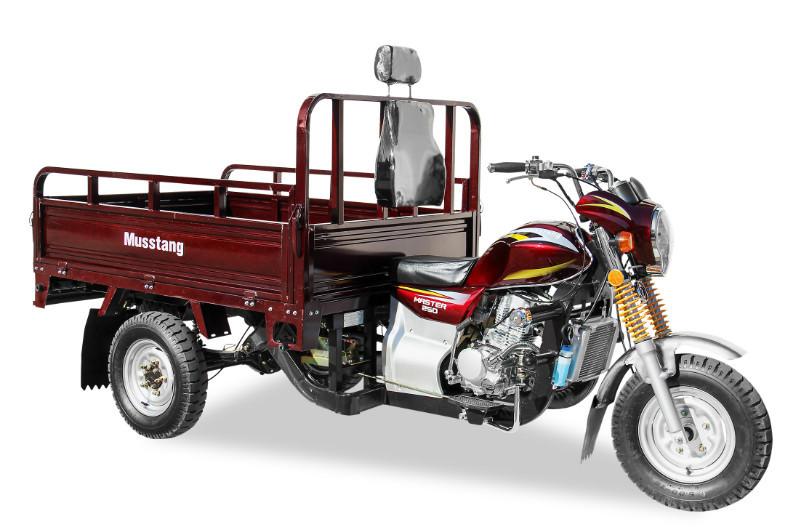 Китайський вантажний мотоцикл Musstang MT250ZH-4V