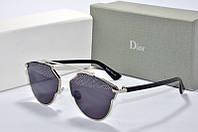 Солнцезащитные очки Dior So Real черные