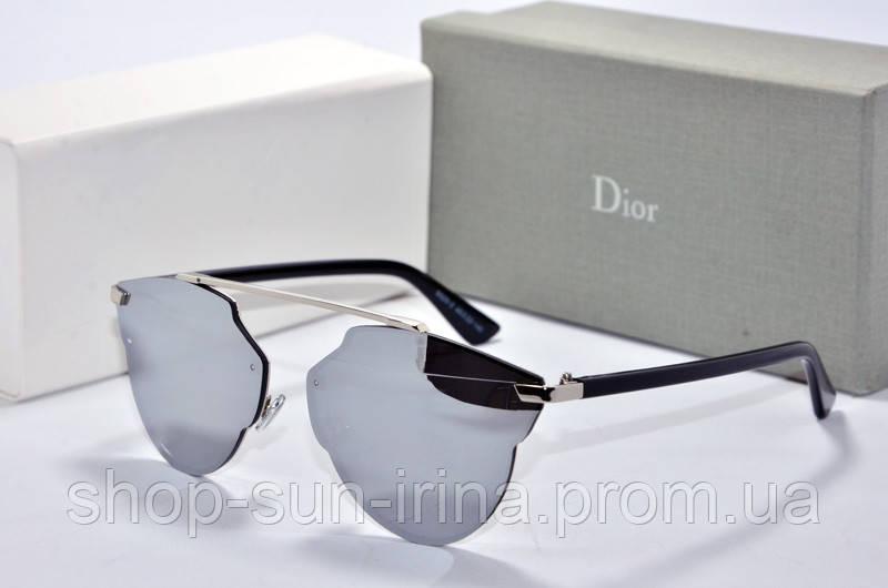 1f22e461d2c9 Солнцезащитные очки фигурные Dior So Real зеркальные, цена 389 грн ...