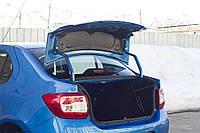 Обшивка внутренней части крышки багажника Renault Logan 2014