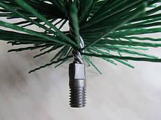 Ершик для чистки дымохода ф150 мм пластиковая под резьбу, фото 3