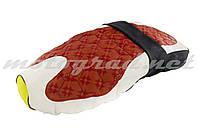 Чехол сиденья Active (черно-коричневый, KOSO) SOFT SEAT