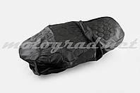 Чехол сиденья Active (черный, KOSO) SOFT SEAT