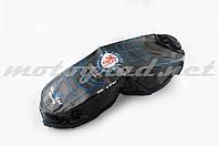 Чехол сиденья Active (черный, CHELSEA) SOFT SEAT