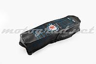 Чехол сиденья Alpha, CG (черный, СHELSEA) SOFT SEAT