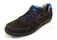 Кроссовки мужские TORSION замшевые, коричневые(р.41,42,43,44)