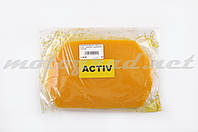 Элемент воздушного фильтра Active (поролон с пропиткой) (желтый)