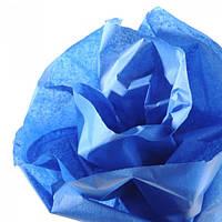 Бумага тишью  ультрамарин оптом 100 листов