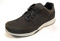 Кроссовки мужские ECCO кожаные, коричневые (еко)(р.41,42,43,44)