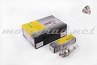 Свеча 3-х электродная E6TJC BOSCH M14*1,25 12,7mm (2T 50-150cc)