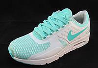 Кроссовки женские Nike Air Max текстиль салатные (р.36,37,38,39,40,41)