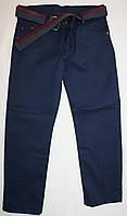 Штаны-джинсы 1-2-3-4 лет Горошек